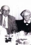 Henry Pincent Granter and Eda (Davis) Granter