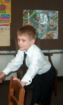 Eric Paul Wisnom (great-grandson of Maysie [Noseworthy] Wisnom) - Oct. 2006