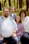 Kimberly Michelle Colliss(Shirran)(Richard's Oldest daughter) & Edward George Colliss, Kyle James & Rachel Lynn Rose-Co